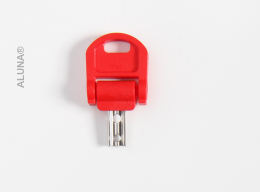 Flat key for ALUNA® ECO knob